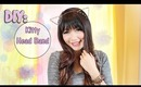How To Make: Cat Ear Head Band-Taylor Swift/SNSD Inspired