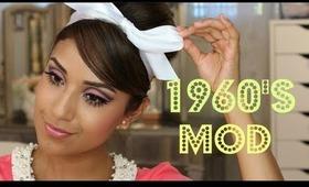 1960's Mod Makeup Tutorial