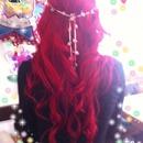 Red hair🐱💕
