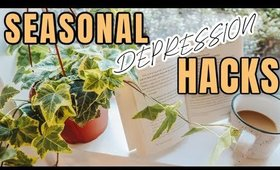 SEASONAL & HOLIDAY DEPRESSION HACKS ❄️