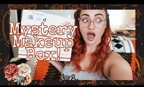 I Bought a MYSTERY MAKEUP BOX from POSHMARK! | Let's Open it!