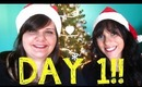 DAY 1 - 12 DAYS OF GIVEAWAYS - CHRISTMAS CONTEST 2012 | Instant Beauty ♡