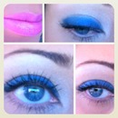 Blue and Pink :)