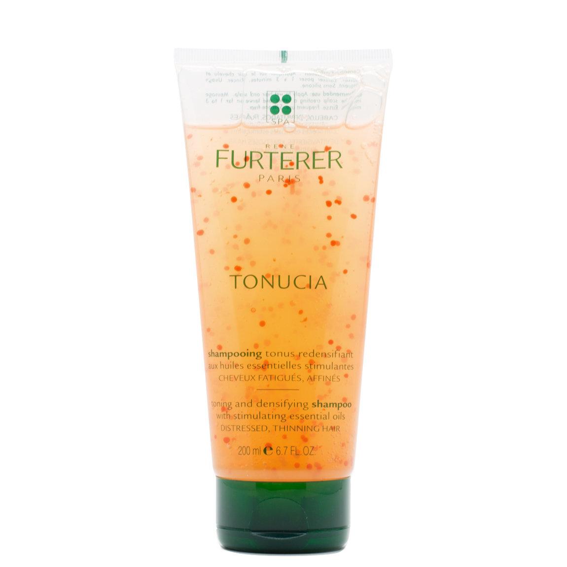 Rene Furterer Tonucia Toning Shampoo product swatch.