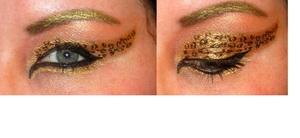 Leopard Look Rawrrr! :)
