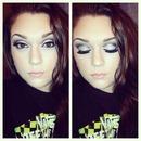 NYE makeup!