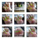 summer nails tutorial