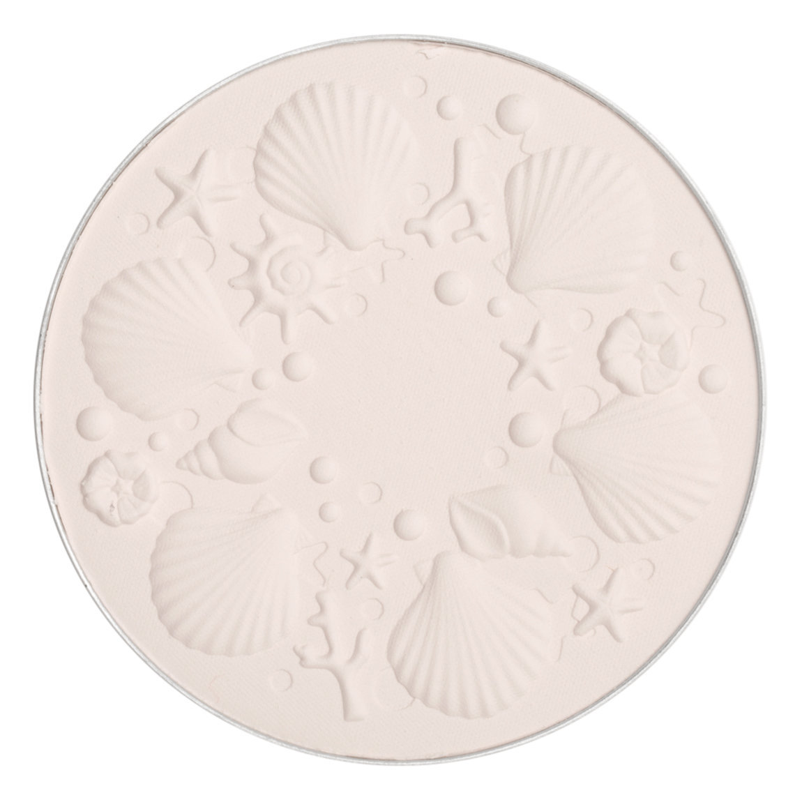 Anna Sui Brightening Face Powder (Refill) product swatch.