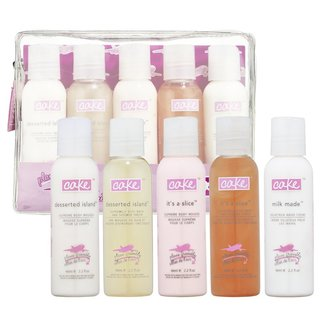 Cake Beauty Plane Friendly Kit