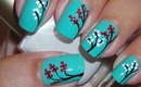 Nail Art - Choose Joy (Requested) - Decoracion de uñas