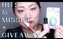 GIVEAWAY AND OCTOBER HITS AND MISSES 2012 - OPEN
