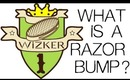 What is a razor bump?