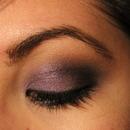 My go to Purple look