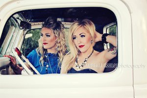 Davia & Candi - Makeup by All Dolled Up