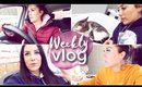 WEEKLY VLOG #20| TATTOO CONSULTATION 💉 BLEACHING MY HAIR 💁🏼‍♀️ CAR RANTS 🚗