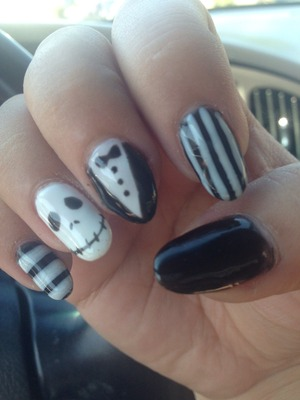 Nail design credit @kridge138