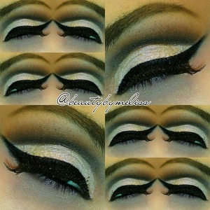 all products used can be found on www.beauybymeliss.com