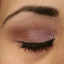 Purple and Brown UD Theodora Eye Makeup