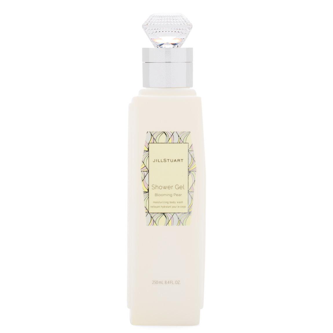 JILL STUART Beauty Shower Gel Blooming Pear product swatch.