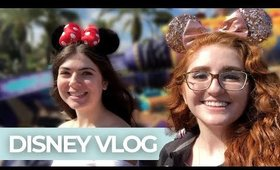 Making the Ugliest Test Track Car | Disney Vlog #1 | NailsByErin
