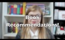 10 Book Recommendations!