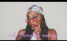 "Rihanna ""Wild Thoughts"" Makeup   Hello Imani"
