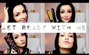 ♥ Get Ready With Me ♥ Makeup, Hair & Nails