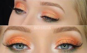 Tangerine Sparkles