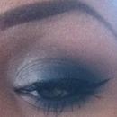 today I felt blue