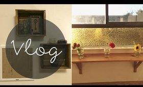 Vlog | Moving In & Mason Jars!