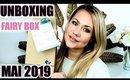 Fairy Box Mai 2019 | UNBOXING + WELEDA VERLOSUNG