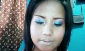 my Katy Perry make up