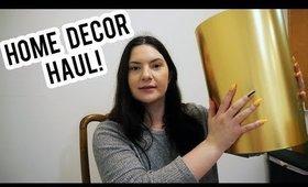 CB2 Home Decor Haul & Unpacking! Moving Vlog #2   OliviaMakeupChannel