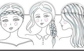 Phenomenal Braids 101 How To Braid Hair In Different Braid Styles Beautylish Short Hairstyles For Black Women Fulllsitofus