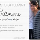 Stylemint - Fillmore tee