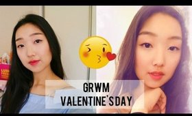 Chit Chat GRWM | Valentine's Day 💕