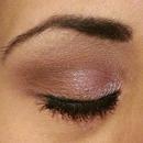 Purple and Brown UD Theodora Eye Look
