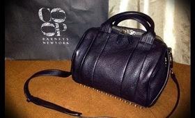 Holiday 2012 Haul:  Alexander Wang 'Rockie' Bag