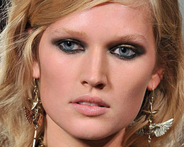 Emilio Pucci Makeup, Milan Fashion Week S/S 2012