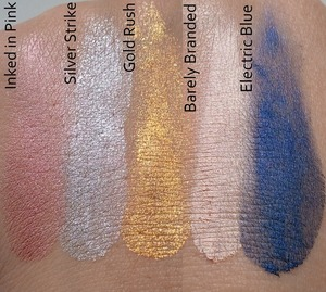 full swatches & review: http://tinyurl.com/9wsr6tx