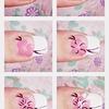 Cherry flower tutorial