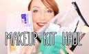 Makeup Kit Haul - Non Makeup Essentials