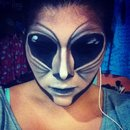 Allien« Halloween