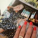 Chanel nail polish-'Holiday'