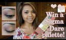 Corals for FALL Makeup Tutorial ♥ & WIN a SIGMA Dare Palette!