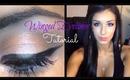 Winged Eyeliner Tutorial: 3 Simple Steps