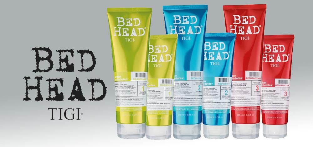 Bedhead by TIGI