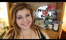 November Beauty Favorites | browslasheslips // maricelinwonder.com