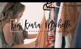 Kiara Michelle LLC Business Launch Announcement!