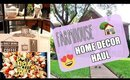 HOME DECOR HAUL | FARMHOUSE DECOR